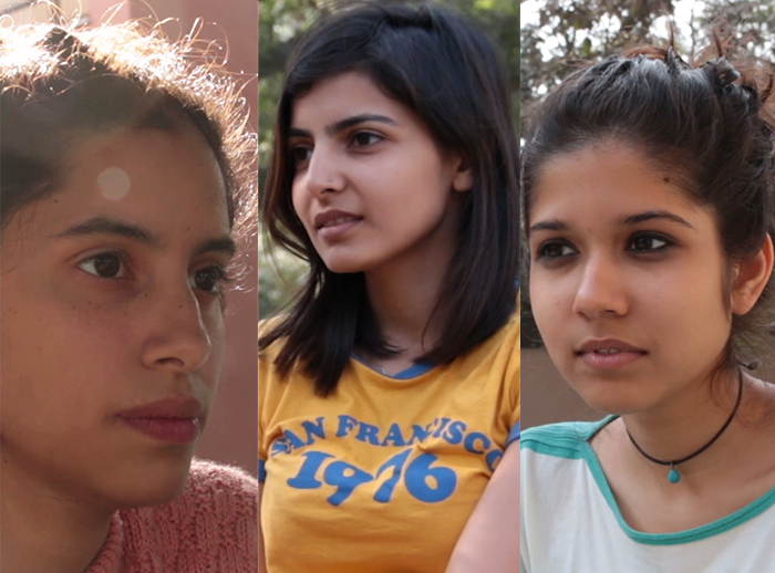 Girls speak up about sexual harassment – #MakeitSafer