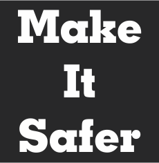 Make it safer – Support the drive against sexual harassment